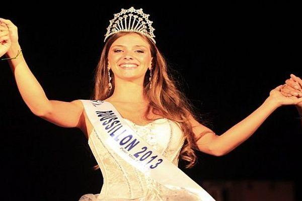 Le Barcarès (Pyrénées-Orientales) - Norma Julia élue Miss Roussillon 2013 - 11 août 2013.
