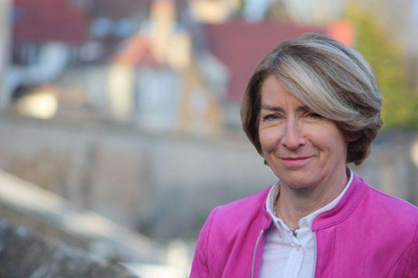 """"""" Ce n'est pas le moment de faire de la politique politicienne"""" pour Sophie Delong, maire de Langres et médecin de formation"""