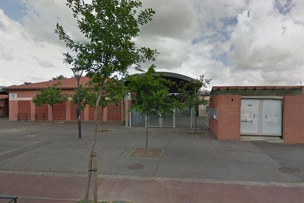 L'école primaire Tibaous, dans le quartier de Saint-Simon à Toulouse.