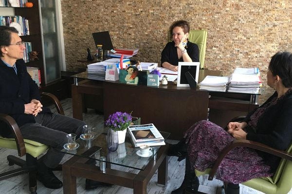 L'enseignant de Lyon 1 est retenu en Turquie depuis 9 mois.