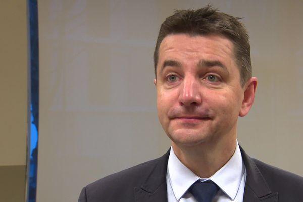 Gael Perdriau, maire de Saint-Etienne, estime que les habitants étaient suffisamment informés