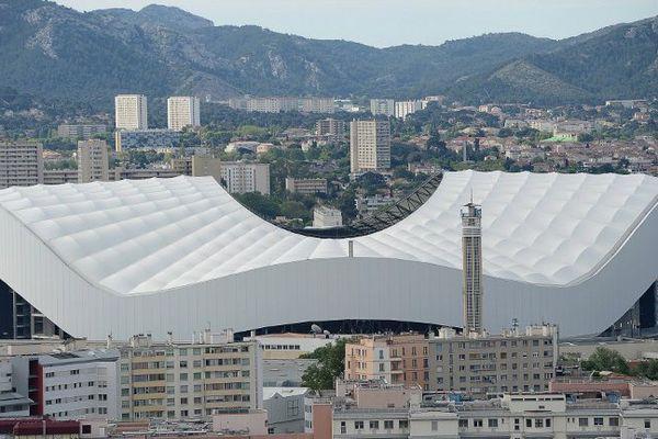 Le stade Vélodrome de Marseille.