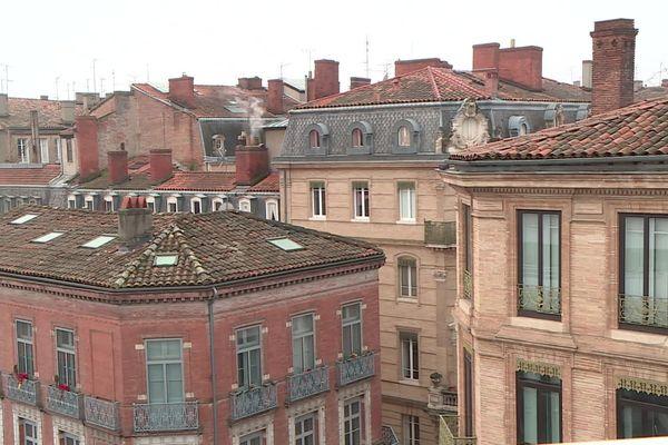 La vente dans l'ancien à Toulouse progresse sans que la crise liée au coronavirus n'aie d'impact pour l'instant.