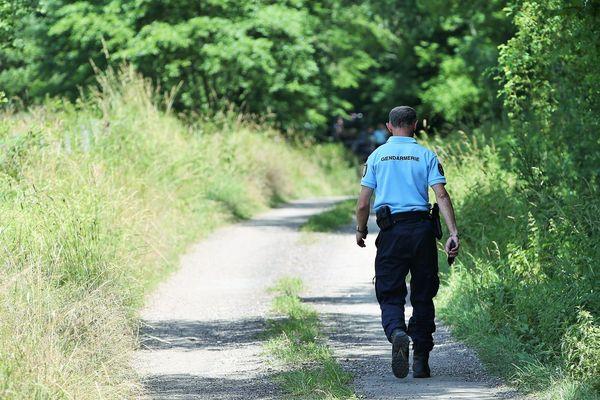 Les corps d'Hervé Delaunay et de son fils avaient été retrouvés dans les bois de Villeparois, en juin dernier.