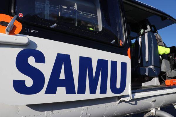La fillette a été héliportée au CHU de Lille dans un état grave (image d'illustration).