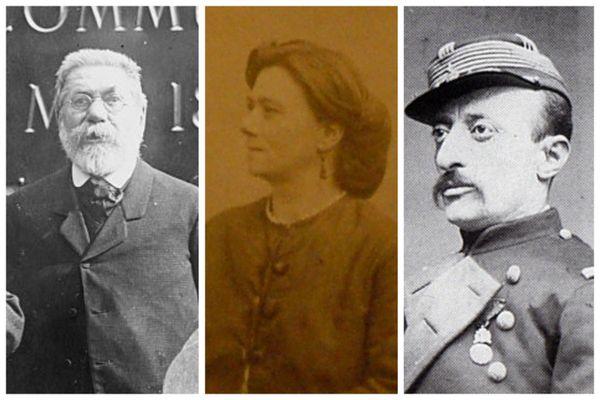 Edouard Vaillant, Joséphine Marchais et Napoléon La Cécilia, trois destins croisés de la Commune de Paris