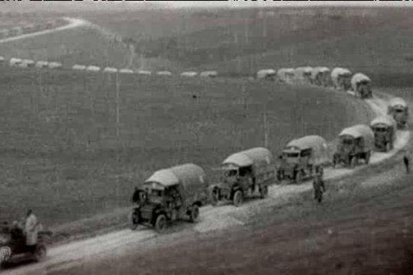 Toute une organisation qui a permis au front de Verdun de tenir