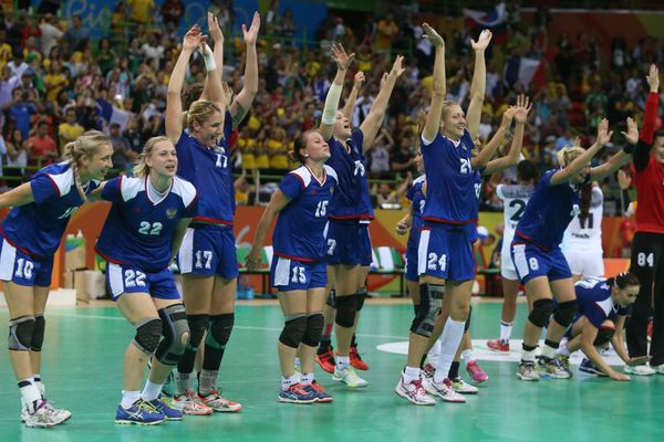 Jeux olympiques de Rio 2016. La France s'incline contre la Russie en finale du handball féminin - 20/08/2016