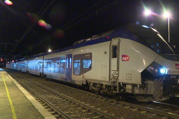 Le train TER reliant Belfort à Lyon ce dimanche 3 novembre transportait 620 passagers