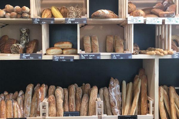 12 boulangeries ont été ciblées par ces cambriolages - juin 2020.