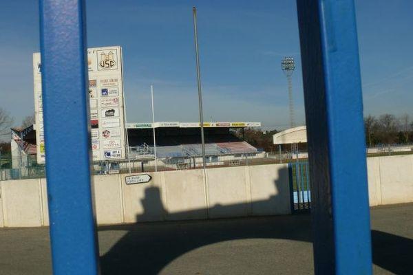 Carcassonne - stade Albert Domec - archives