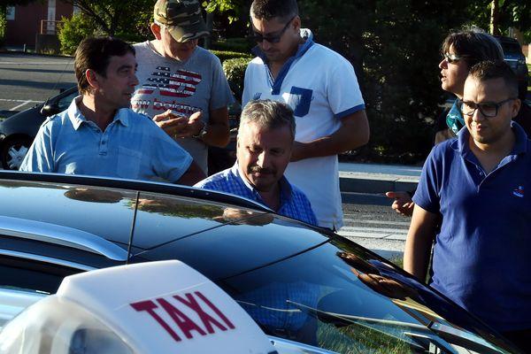 Photo d'archive. Bientôt des tarifs fixes pour les taxis qui desservent l'aéroport de Toulouse-Blagnac