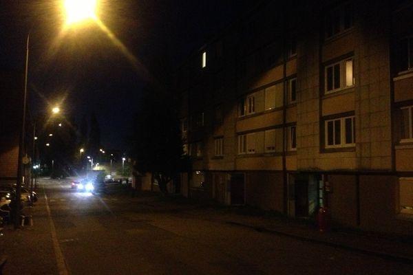 Le quartier des résidences, mardi 2 juin : un jeune homme a été mortellement poignardé.