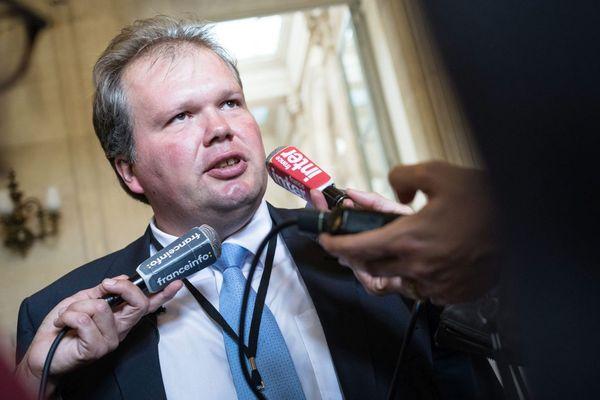 Jean-Baptiste Moreau, député de la Creuse (LREM)