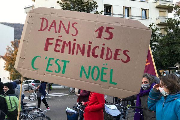 En France, une femme meurt tous les deux jours sous les coups de son compagnon ou de son ex-conjoint.