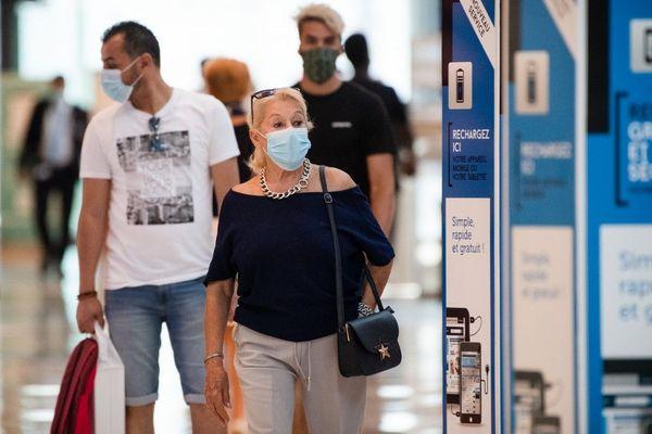 Le port du masque est devenu obligatoire dans la les lieux accueillant du public