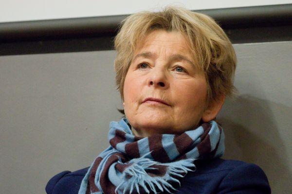 Marie-Guite Dufay, présidente de la région Bourgogne-Franche-Comté.