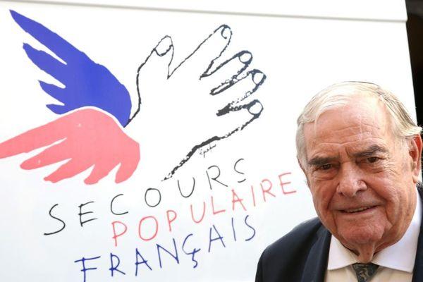 Julien Lauprêtre, président du Secours populaire, est mort à l'âge de 93 ans.