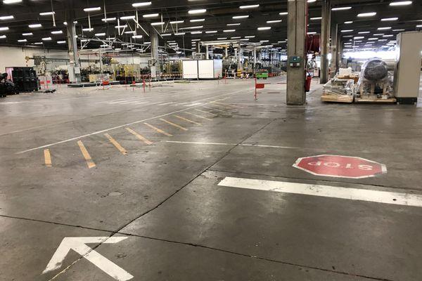 Michelin La Roche-sur-Yon - 6 hectares de l'usine vont être vidés de leurs machines