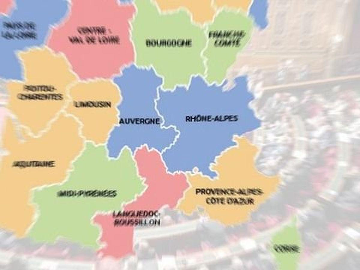 La Fusion Avance Aura Nom De La Nouvelle Region Auvergne Rhone Alpes