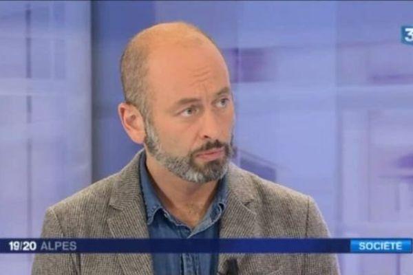 Stéphane Gemmani était notre invité du journal de 19/20