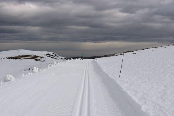 Pistes de ski de fond à Hautacam