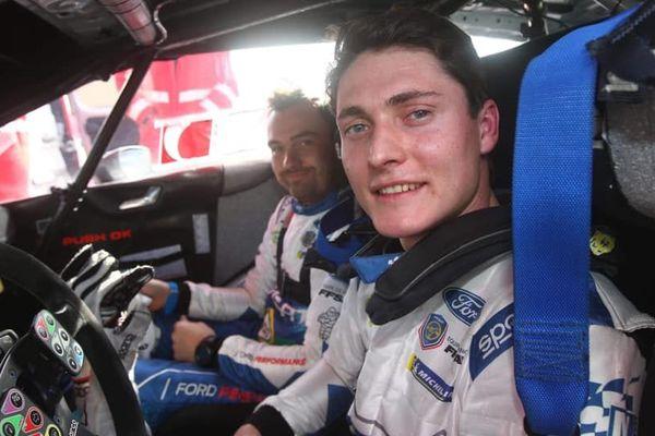 Le Lillois Adrien Fourmaux et son copilote, le Belge Renaud Jamoul, terminent deuxième en WRC-2.