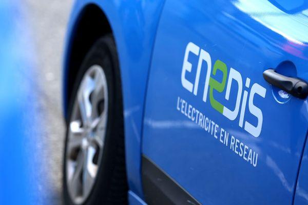 Faute d'une réponse rapide de leur direction, les salariés d'Enedis pourraient provoquer des coupures d'électricité à Lodève/illustration