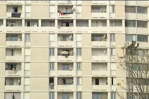 Cité des Lauriers, Marseille 13ème