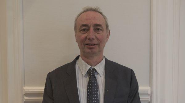 Charles Gossart, le nouveau maire de Fismes aura attendu 2 mois avant d'être investi.