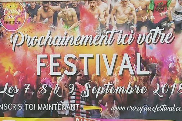 La course prévue à Champs-sur-Yonne le week-end du 7 septembre est annulée.