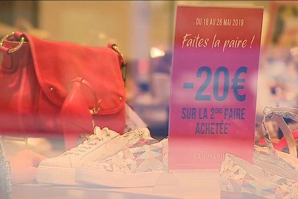 Le premier salon de l'outlet à Montpellier, l'occasion de faire des affaires... Ou pas