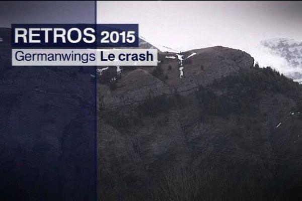 Le 24 mars 2015, 150 personnes trouvaient la mort dans le terrible crash d'un airbus dans les Alpes.