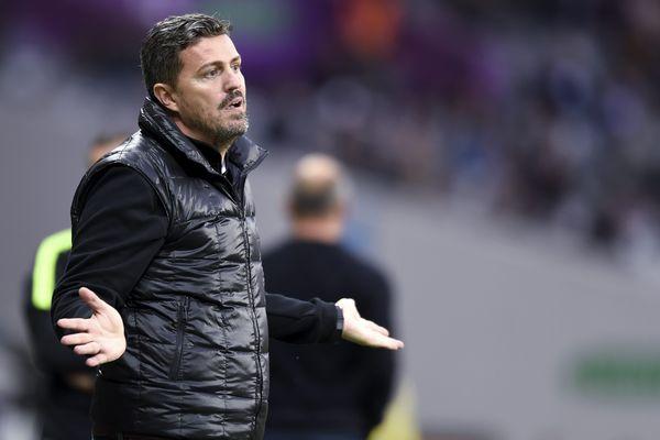 L'entraîneur espagnol de Saint-Etienne Oscar Garcia a décidé de quitter le club stéphanois.