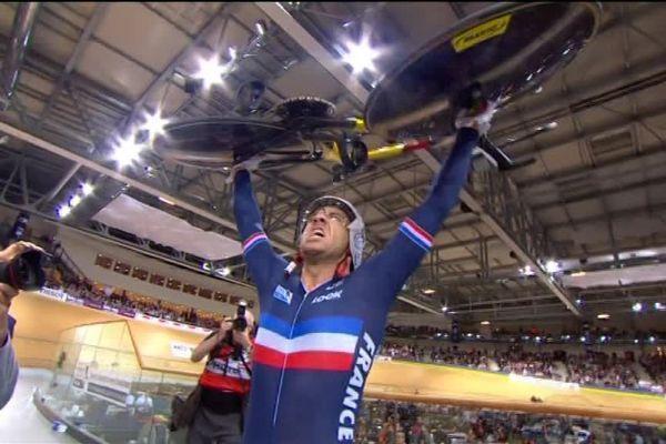 François Pervis représentera la France aux JO 2016 à Rio