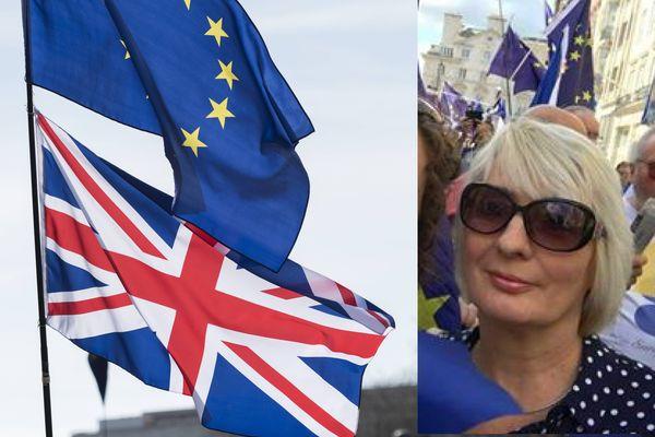 Murielle Stentzel a vu sa vie basculer après le Brexit.
