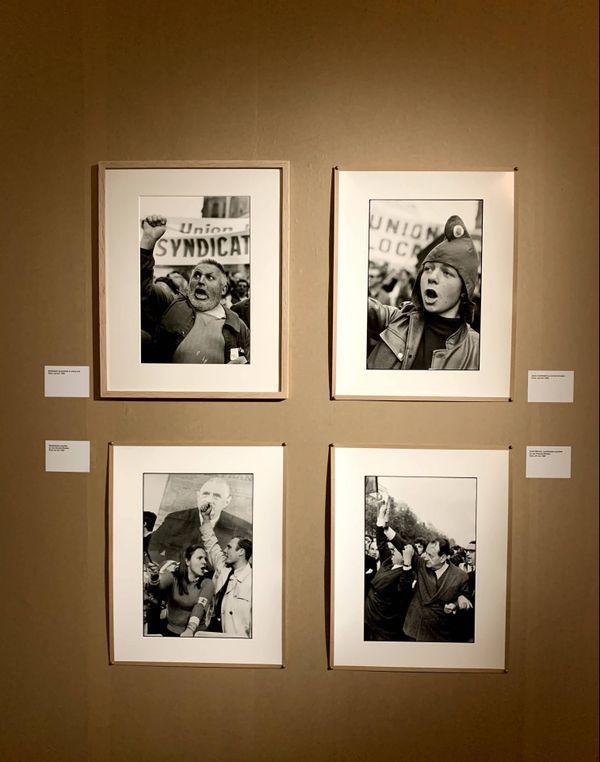 Paris, en mai 68.