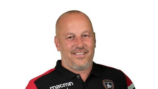Eric Leroy Président du Rouen Normandie Rugby