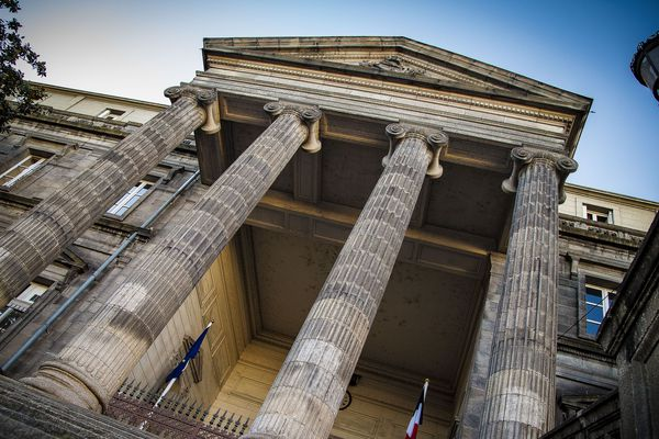 Cour d'appel de Limoges.