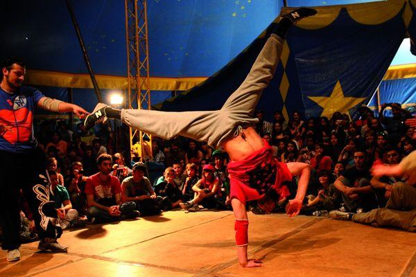 Battle de breakdance
