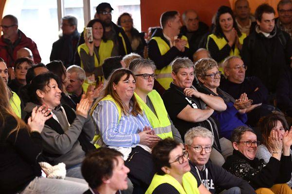 Des débats sont organisés à travers toute la France de mi-janvier à mi-mars 2019