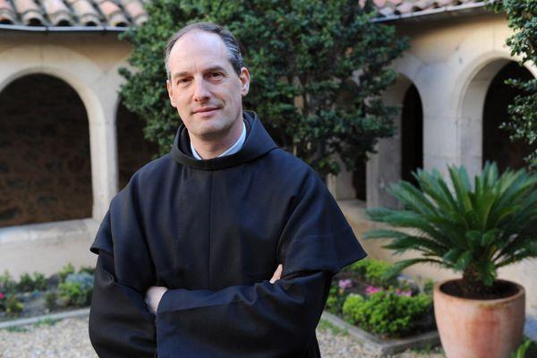 Monseigneur François-Xavier Bustillo, nouvel évêque de Corse.