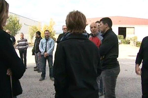 Les salariés de Nobelclad occupent les locaux de l'usine
