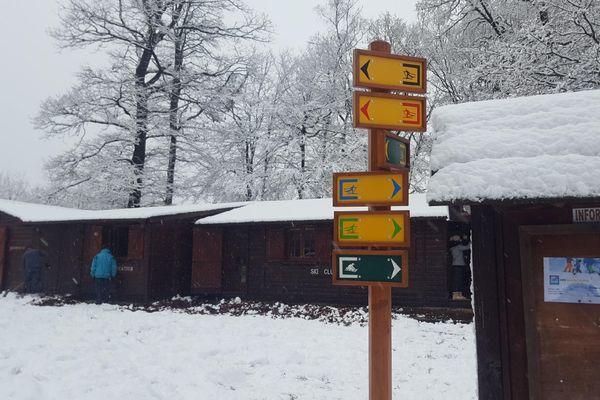 Le Ski Club Sedanais a pu rouvrir ses portes pour la première fois de la saison