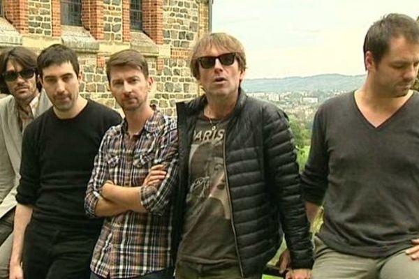 """Les cinq garçons de Kaolin sortent un nouvel album intitulé """"Un souffle sur la roche"""""""