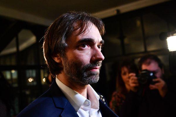 Cédric Villani le 29 janvier dernier, à Paris.