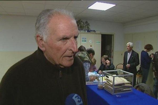 Claude Pompa, qui était devenu maire en 2010, après la démission de Roger Simoni, et avait été réélu en 2014, ne s'est pas représenté.