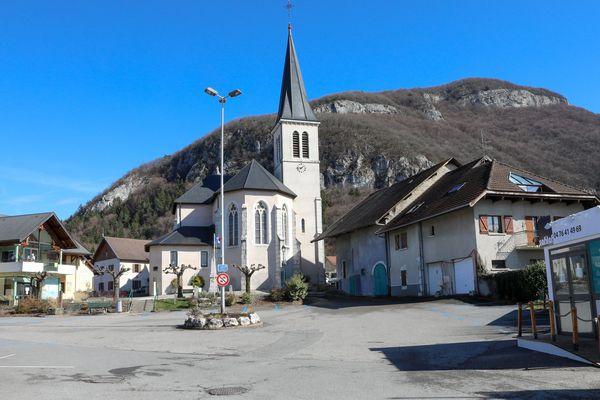 La Balme-de-Sillingy est l'un des foyers du coronavirus en France.