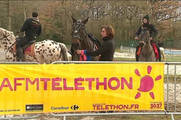 Sucé-sur-Erdre des bénévoles en action pour soutenir le Téléthon