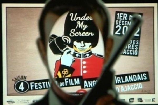 Under my screen du 1er au 9 décembre 2012 au Palais des congrès d'Ajaccio.